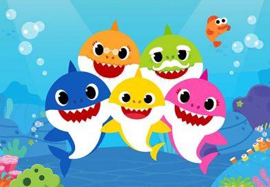 Baby shark es el tercer video más visto en la historia de youtube