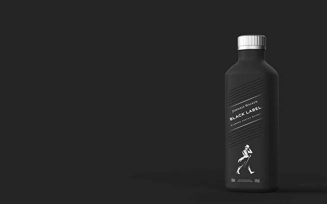 Diageo anuncia la primera botella de papel 100% libre de plástico del mundo para bebidas espirituosas