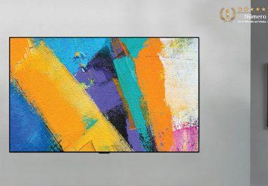 LG OLED GX galería: el nuevo diseño en televisores que brinda sofisticación y comodidad