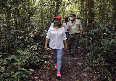 "Ministra Barrios: ""Loreto se prepara para una próxima reapertura del turismo"""