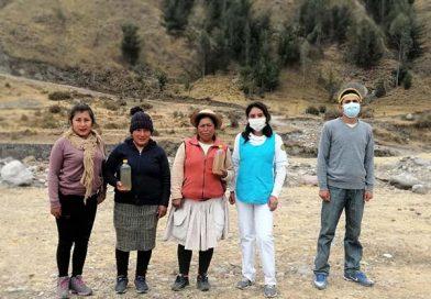 Talento de Junín desarrolla proyecto para prevenir extinción de plantas medicinales