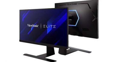 ViewSonic presenta el nuevo monitor curvo para gaming ELITE XG270QC