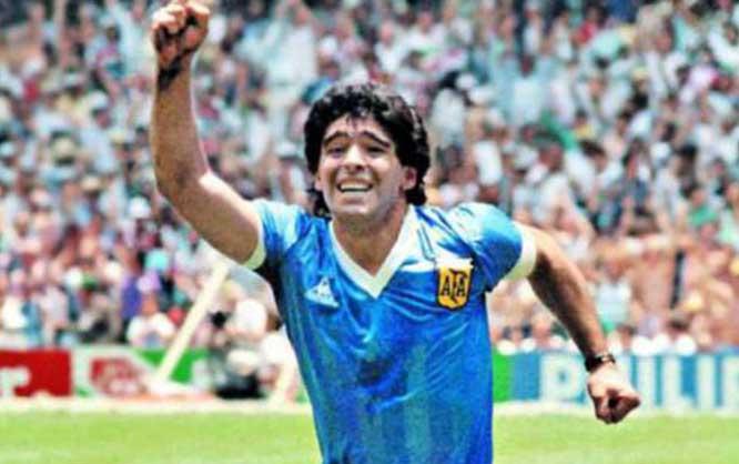 Muere Maradona tras sufrir un paro cardíaco los 60 años