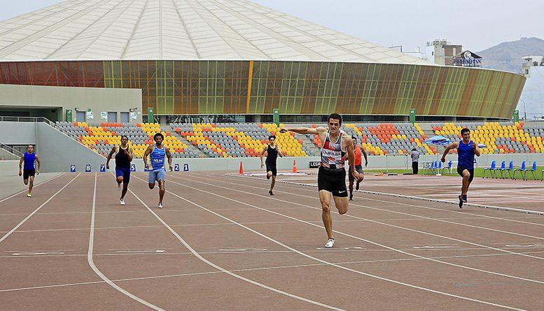 Estadio Atlético de la Videna: Escenario clave del tercer control preparatorio de atletas