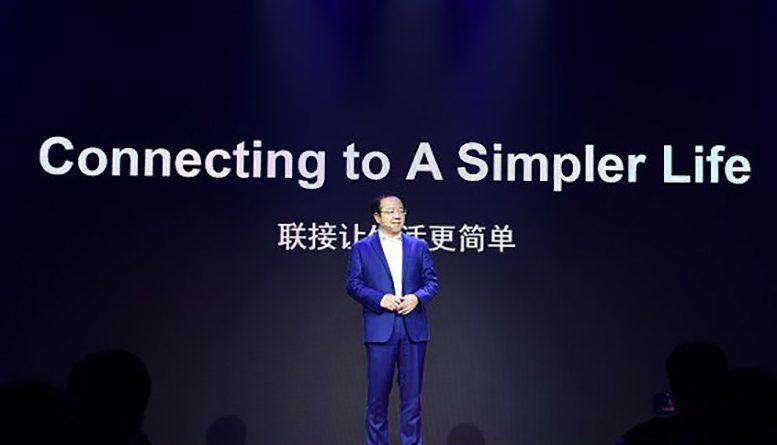"Huawei presenta su novedoso sistema operativo ""HarmonyOS"""