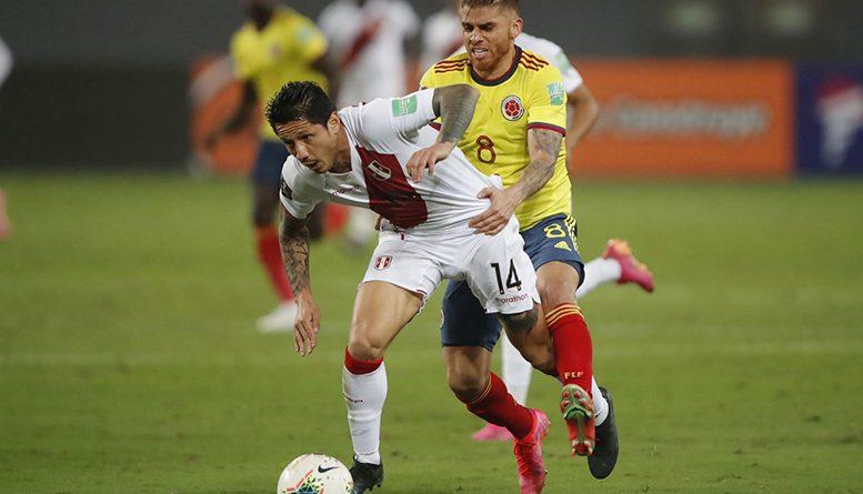 Perú buscará levantarse ante Colombia