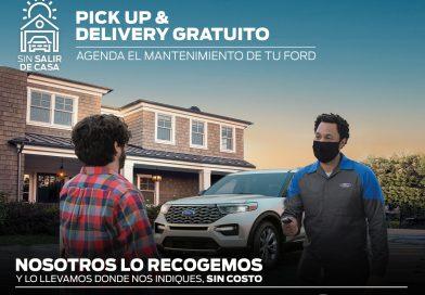 Ford Perú anuncia el traslado gratuito de vehículos