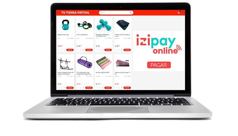 """Izipay lanza nueva pasarela de pagos """"Izipay Online"""" impulsando la venta por internet"""