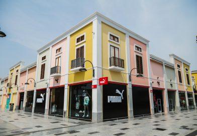 PUMA apuesta por nueva tienda outlet de 490m2 en Minka