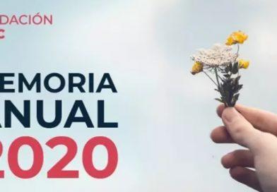 Lanzamiento Memoria Anual 2020 Fundación LLYC