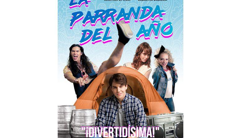 Película comedia de transición a la madurez de los 80s La Parranda del Año se estrena en América Latina en Amazon Prime Video