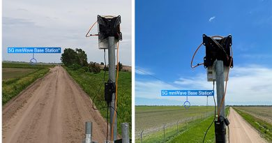 Nokia, Qualcomm y UScellular alcanzan el récord mundial de 5G de rango extendido en mmWave