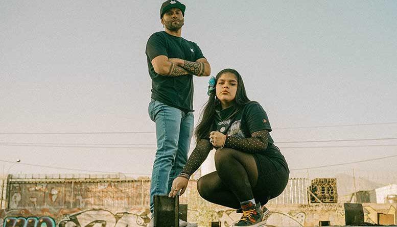 El nuevo sencillo cuenta con la participación especial de MC Millaray y Nelson Tagoona.