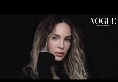 Belinda posa para Vogue y hace reflexión sobre la vida