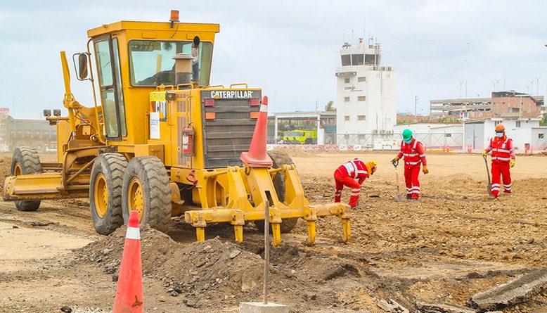 Obras de reconstrucción de los aeropuertos suman más de US $ 1800 millones en inversión