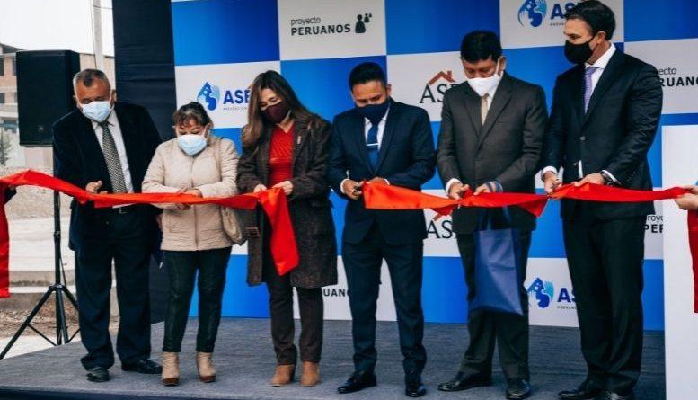 Programa de responsabilidad social de ASEI beneficiará a más de 41 mil 500 escolares y docentes de todo el país