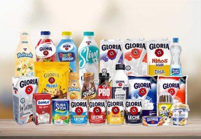 100% de leches y yogures de Leche Gloria libres de octógonos
