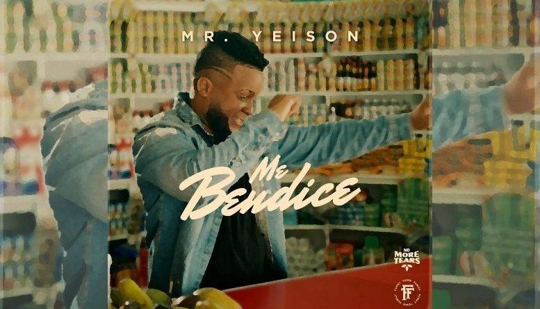 """Mr. Yeison presenta el sencillo """"Me bendice"""""""