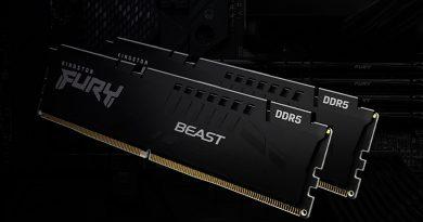 Kingston FURY libera el rendimiento DDR5